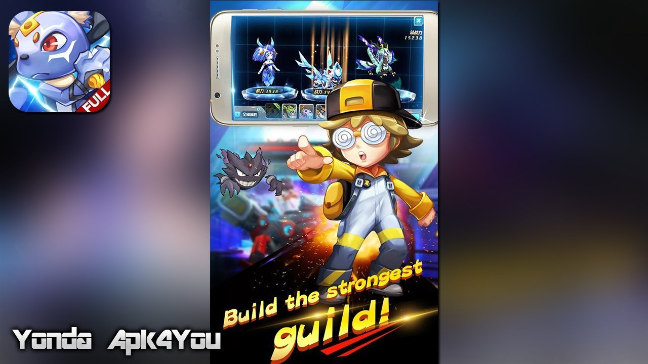 Spirit Monster Gameplay Android / iOS