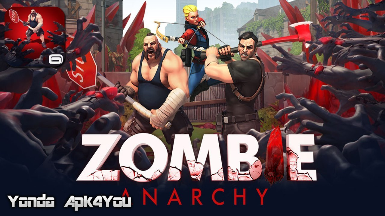 Zombie Anarchy Gameplay Android / iOS