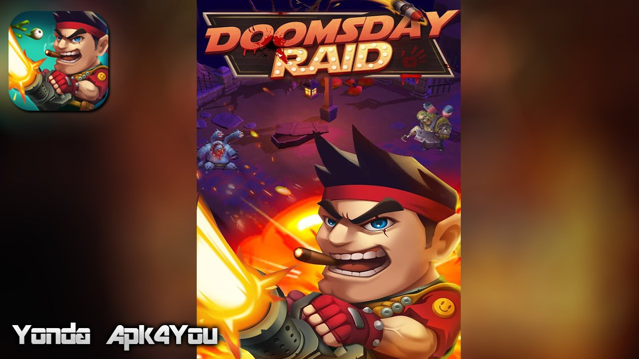 Doomsday Raid Gameplay Android / iOS