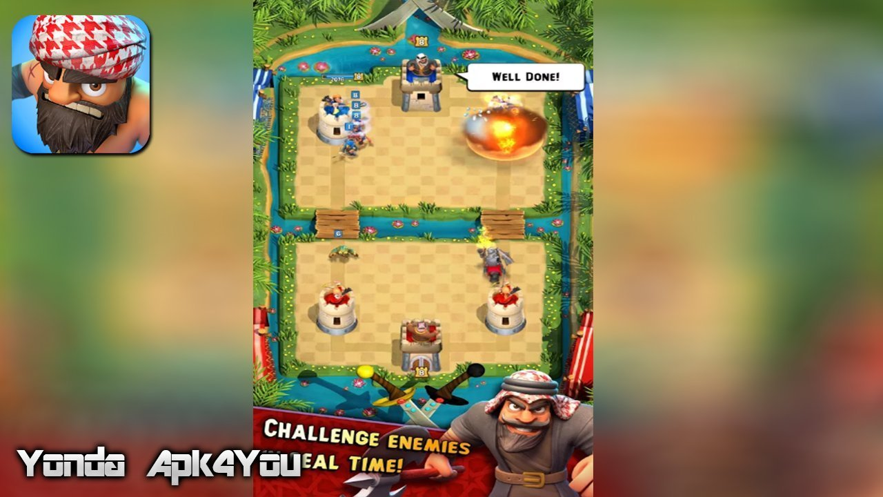 Tribal Mania Gameplay Android / iOS