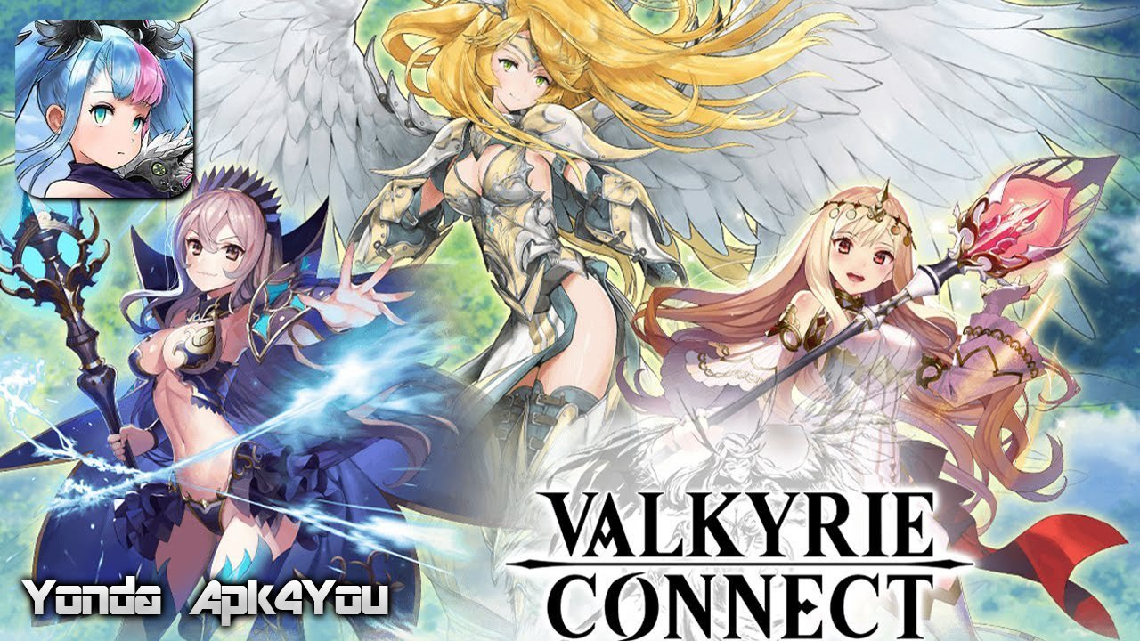 VALKYRIE CONNECT Gameplay Android / iOS
