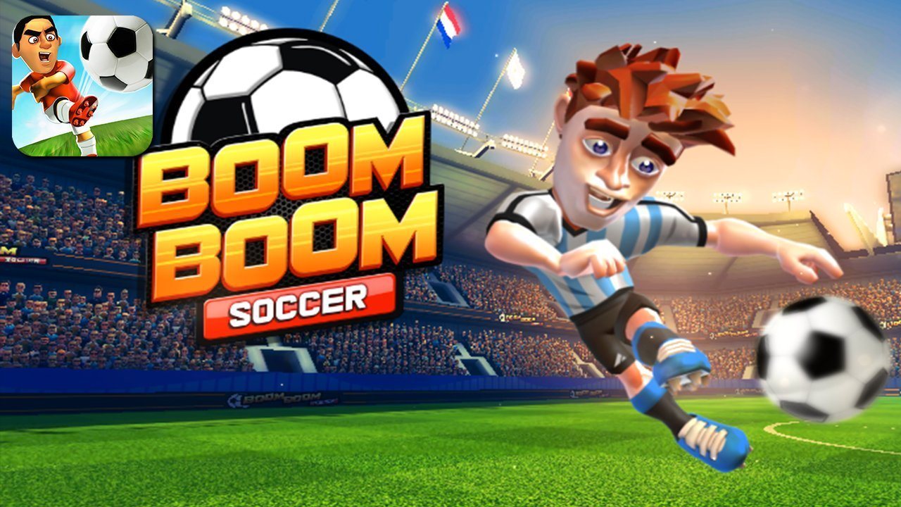 Boom Boom Soccer Gameplay Android / iOS