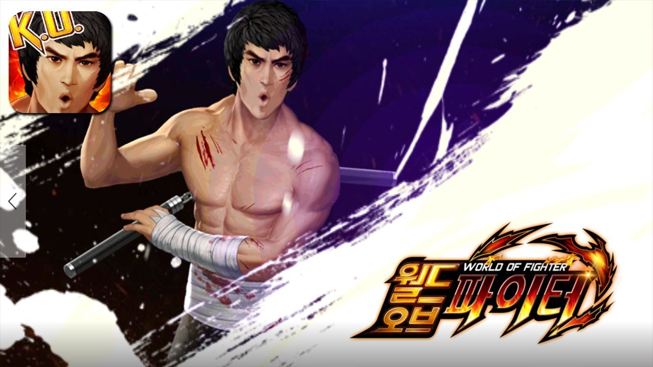 World of Fighter (KR) Gameplay Android / iOS