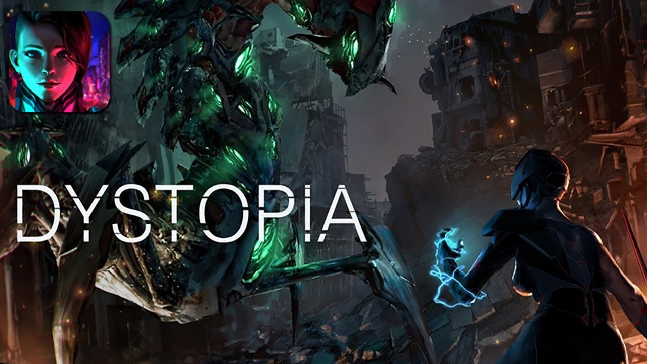 Dystopia – The Crimson War Gameplay Android / iOS