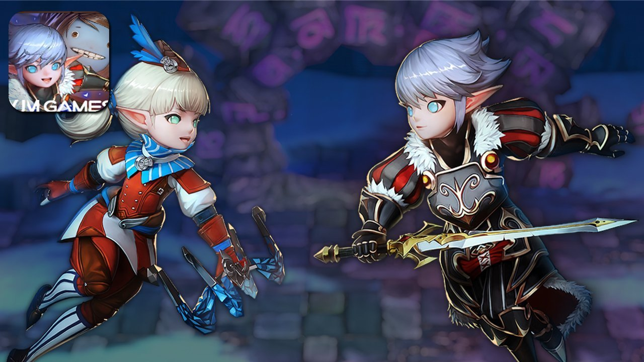 Fable of Fantasy (KR)Gameplay Android / iOS
