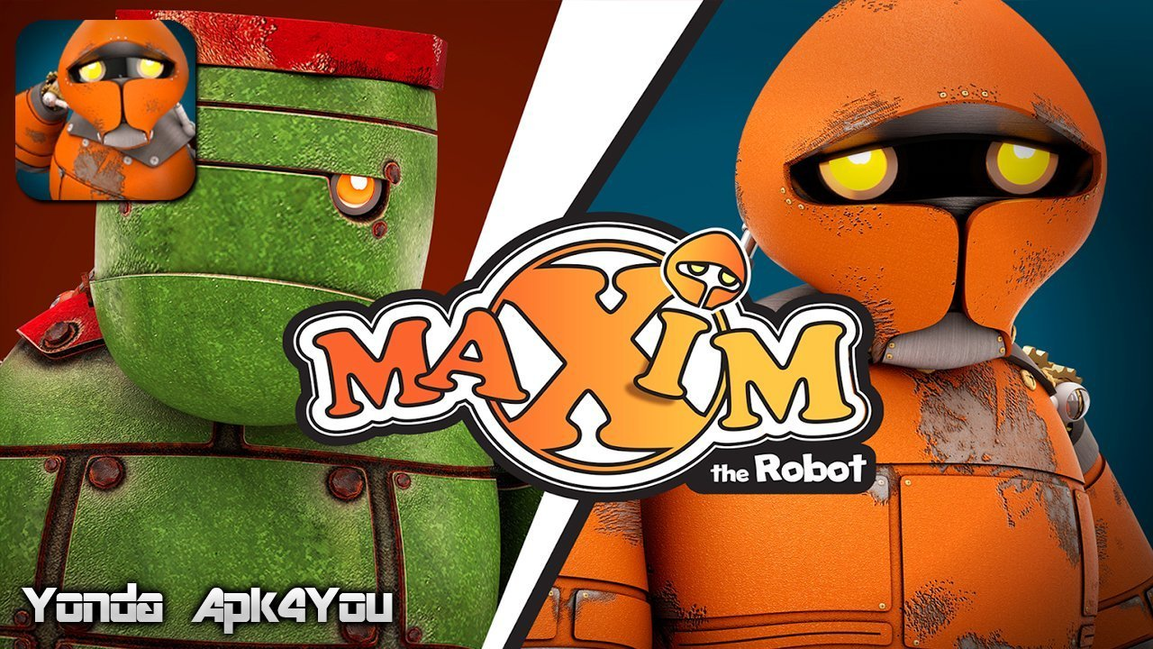 Maxim The Robot Gameplay Android / iOS