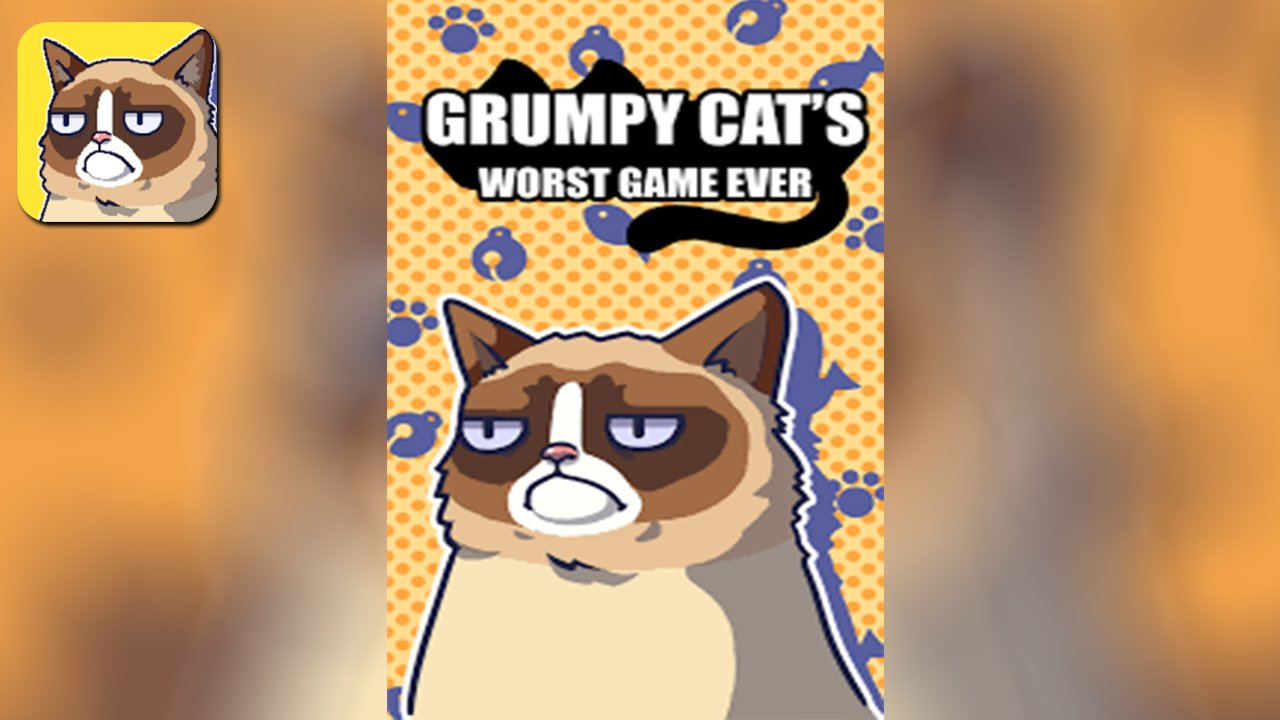 Grumpy Cat's Worst Game Ever Gameplay Android / iOS