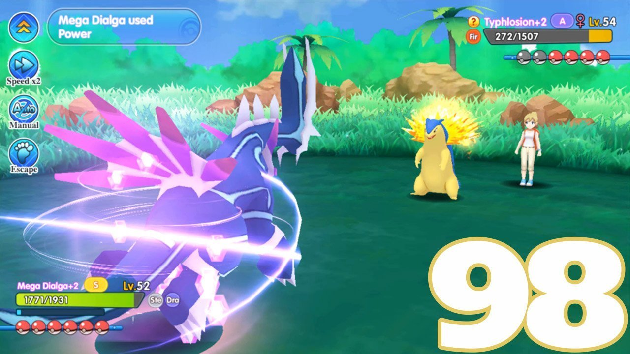 Poketown Legendary (Pokemon Adventure) Mewtwo 3 Stars – Android IOS Gameplay Part 98