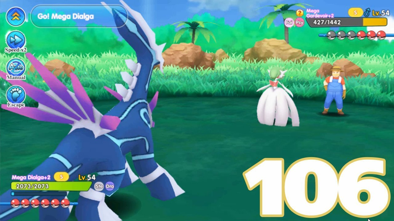 Poketown Legendary (Pokemon Adventure) Level 56 – Android IOS Gameplay Part 106