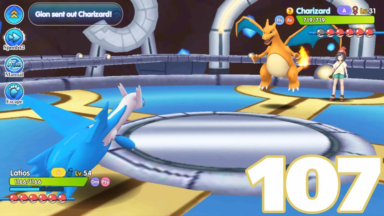 Poketown Legendary (Pokemon Adventure) Latios – Android IOS Gameplay Part 107