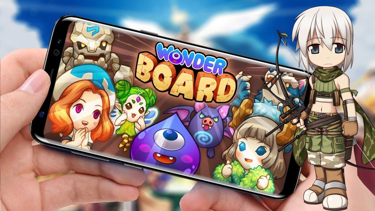 WonderBoard – Android IOS Gameplay