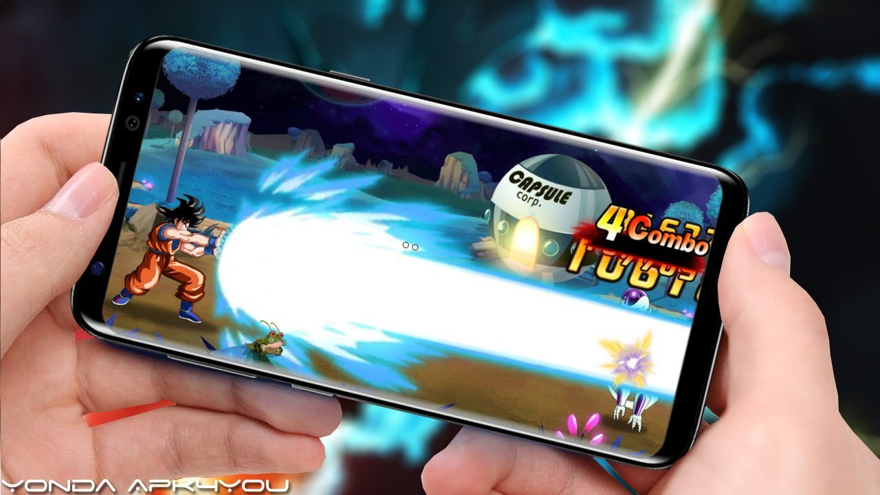 New Dragon Ball Game! Super Fighter – Android IOS Gameplay