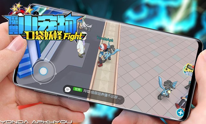 New Gameplay! Pokemon Official Fighting 魔兽小宠物 – Android IOS Gameplay