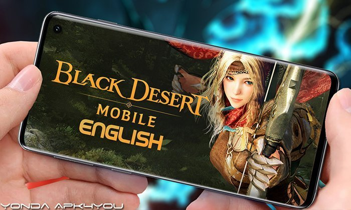 Avable Now! Black Desert Mobile English Version – Android IOS Gameplay