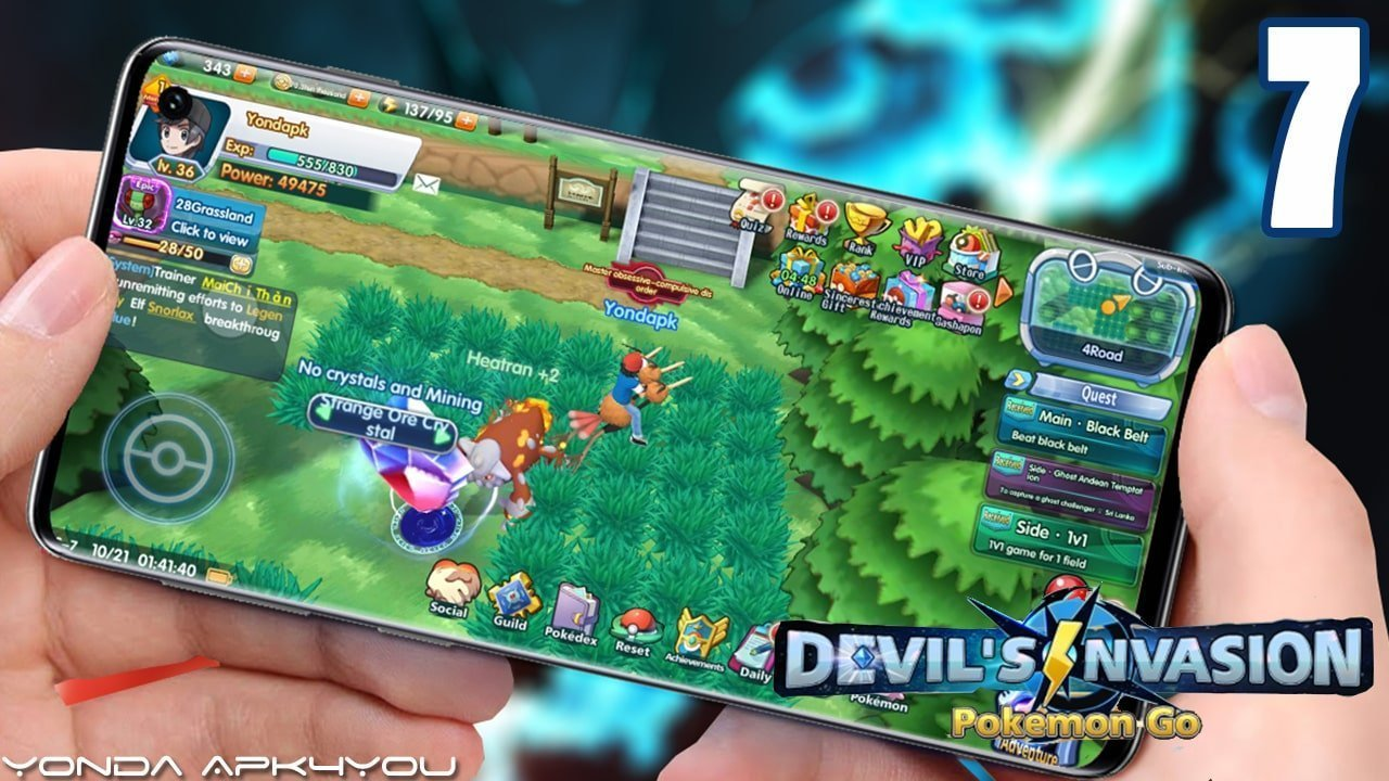 Catch Rare And Elite Pokemon! Champion Summoner – Android IOS Gameplay Part 7