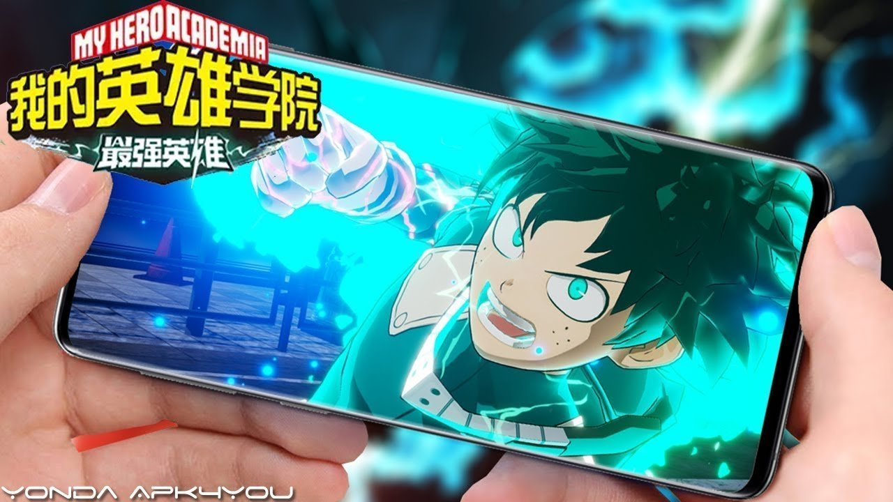 New Anime Game! My Hero Academia The Strongest Hero 我的英雄学院 – Android IOS Gameplay