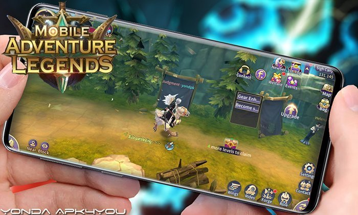 New MMORPG Game! Adventure Legends M – Android IOS Gameplay