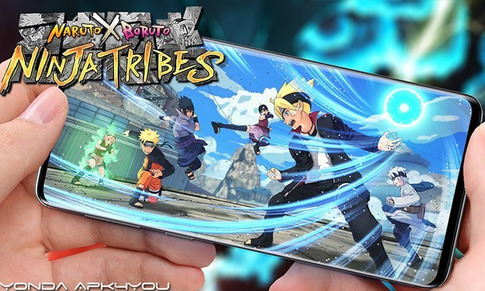 Pre Register Now! Naruto Boruto Ninja Tribes – Android IOS Gameplay Trailer