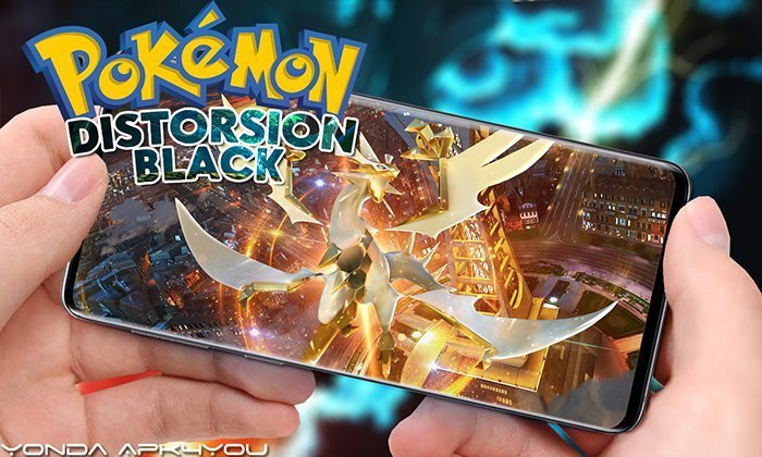 Pokemon Distorsion Black Platinum – Android IOS Gamepla