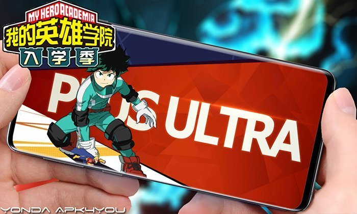 My Hero Academia – Android IOS Gameplay