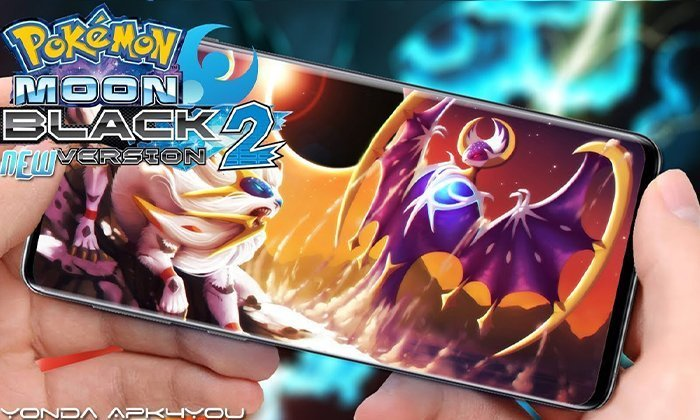 New Pokemon Game! Pokemon Moon Black 2 New – Android IOS Gameplay
