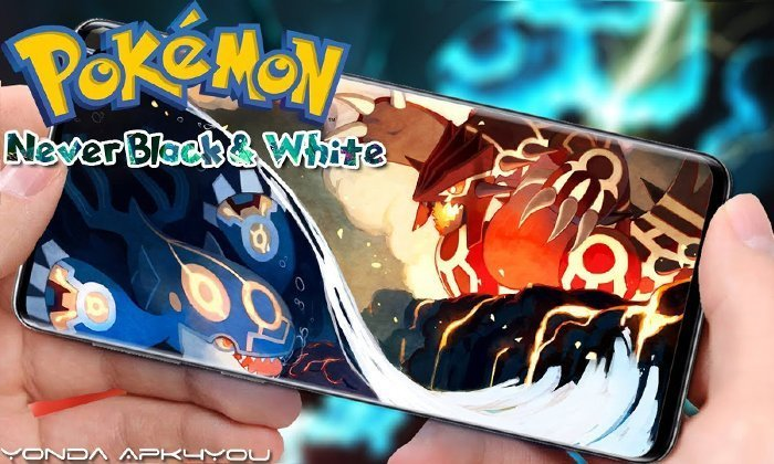 New Pokemon Game! Pokemon NEVER Black & White – Android IOS Gameplay
