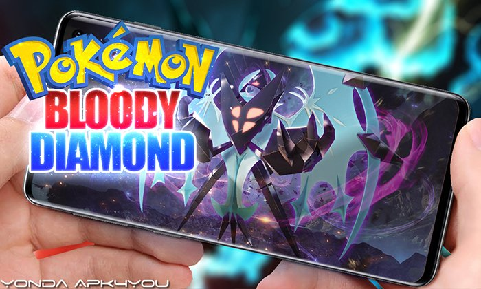 Pokemon Bloody Diamond – Android IOS Gameplay