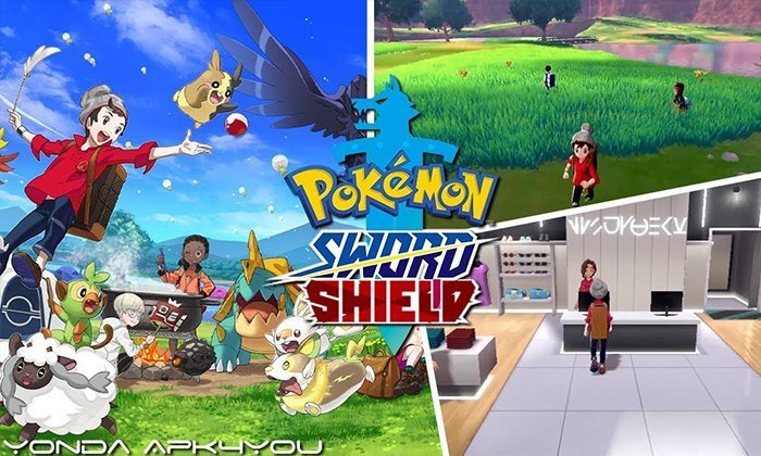 New Items And Features! Pokémon Sword & Shield – New Gameplay Trailer