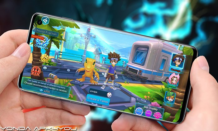 New Digimon Game! Digital Beast Global – Android IOS Gameplay