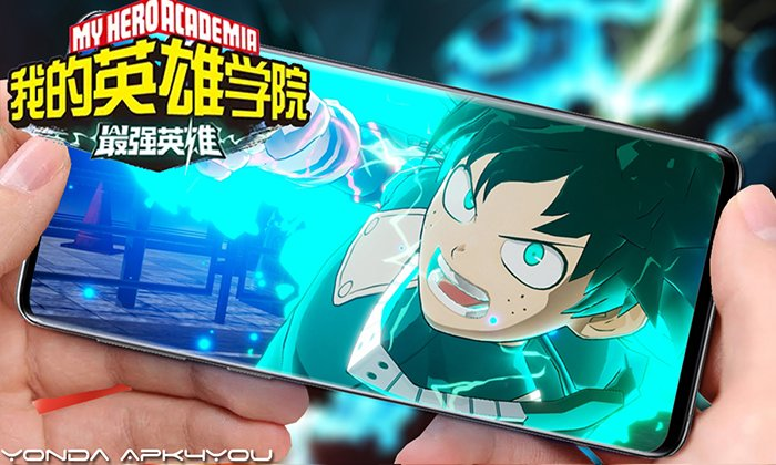 My Hero Academia The Strongest Hero CBT – Android IOS Gameplay