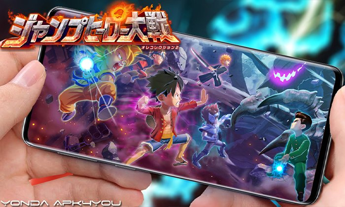 Jump Heroes Taisen Ore Collection Download