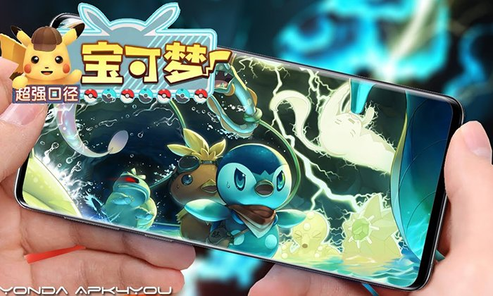 Super Powered Pokemon 奇趣大冒险(口袋妖怪)- Android IOS Download