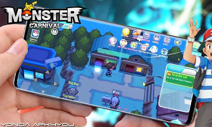 Monster Carnival, Adventure Journey – Android IOS Download