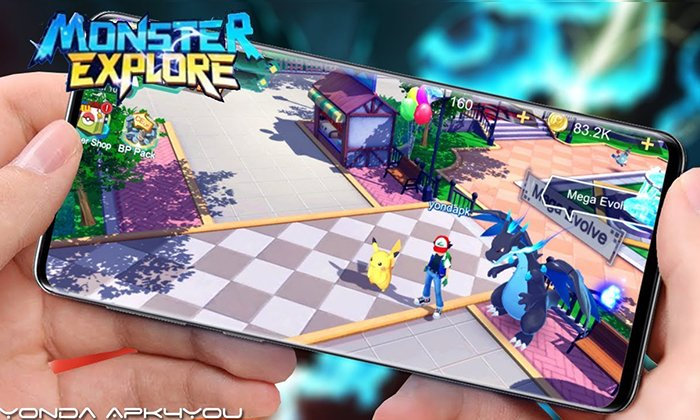 Monster Explore – Android IOS Download
