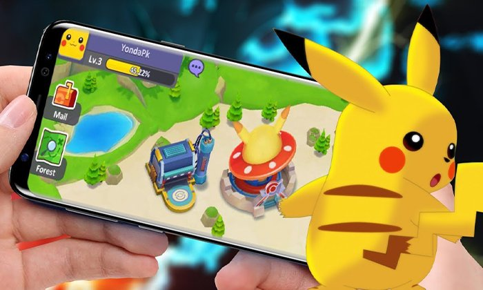 New Pokemon Game!Pocket Era Android/IOS