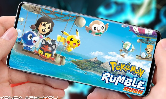 Pokemon Rumble Rush – Android IOS Download