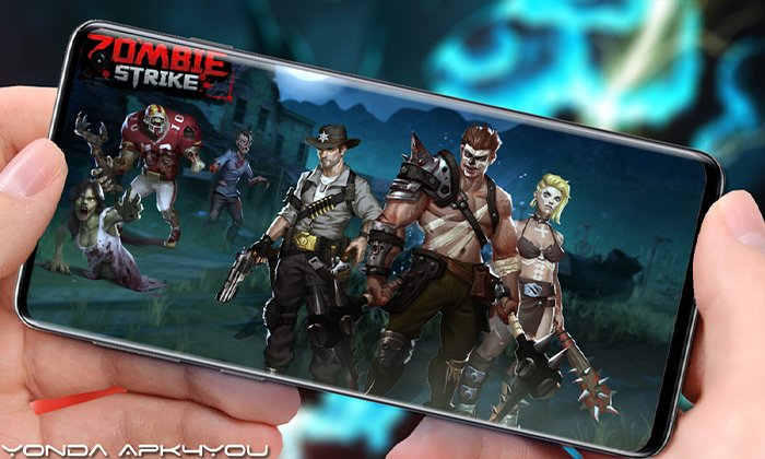 New Survival Games!	 Zombie Strike : The Last War of Idle Battle Android / IOS