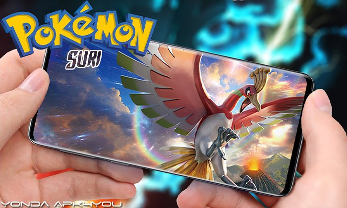 New Pokemon Game! Pokemon Suri Android IOS Gameplay