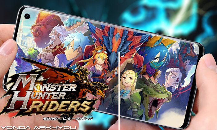 Official Launch! Monster Hunter Riders Android IOS Gameplay