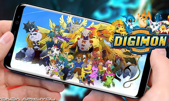 New Digimon Game! Digipet X Tamers