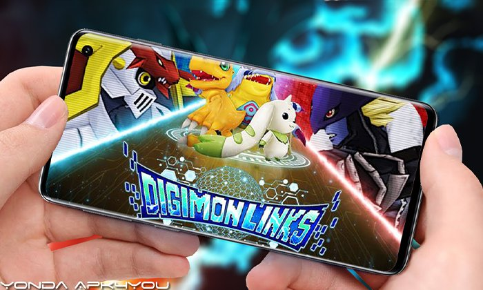 Digimon Link Android IOS Gameplay