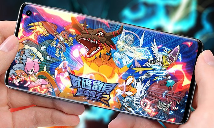 Digimon Soul Chaser 2 Android IOS Gameplay