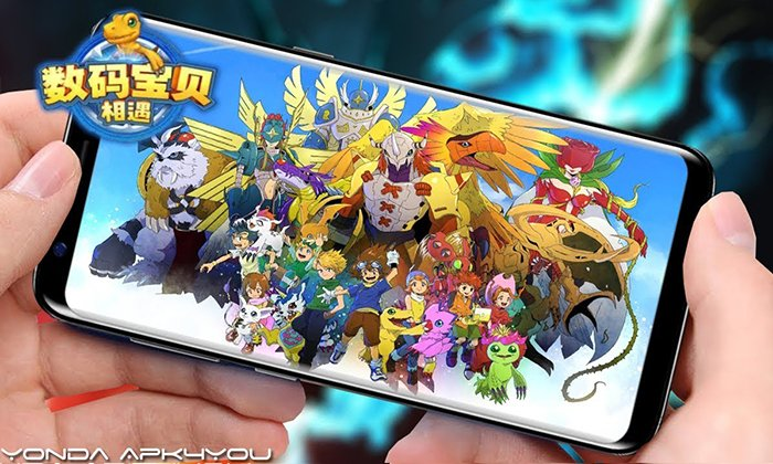 Digimon Encounters Android IOS Gameplay