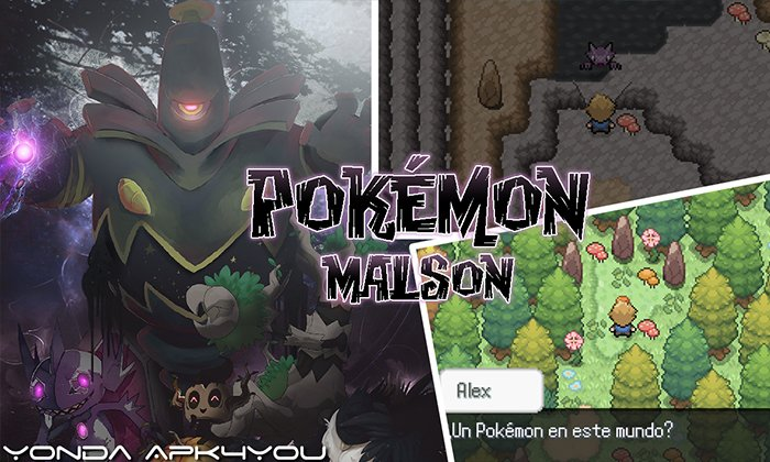 New Pokemon Game! Pokemon Malson Gameplay