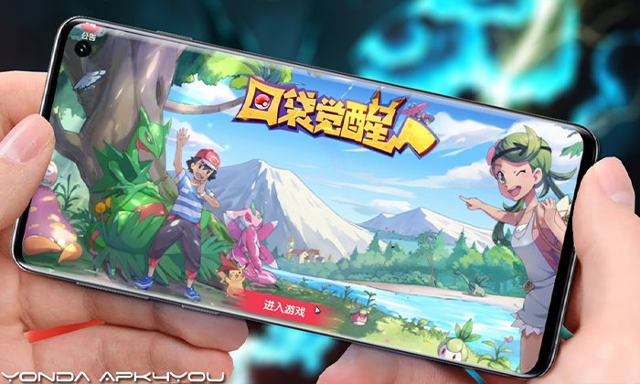 New Pokemon Game! Pocket Awakening 口袋觉醒 – Android IOS Gameplay