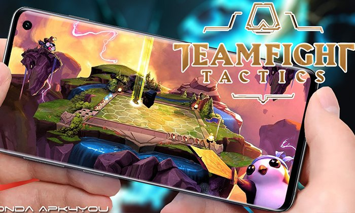 TFT: Teamfight Tactics Mobile Android IOS Gameplay