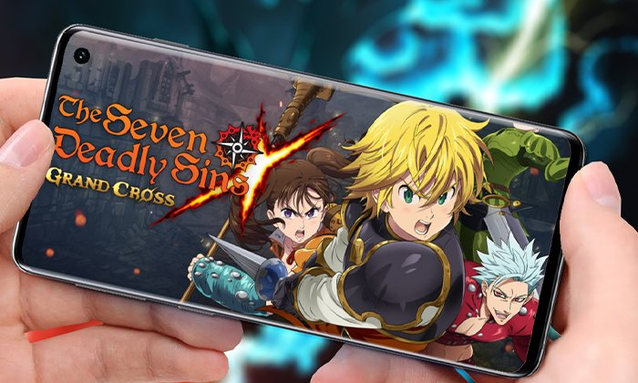 Here we go, The Seven Deadly Sins: Grand Cross arrives on Android and iOS