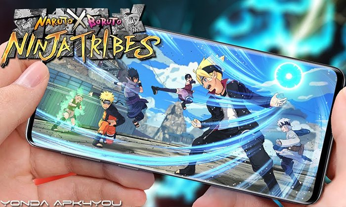 First Beta! Naruto Boruto Ninja Tribes – Android IOS Gameplay