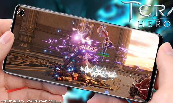 TERA HERO 테라 히어로 UNREAL ENGINE 4 – Android IOS Gameplay