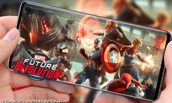 MARVEL Future Revolution First Open World RPG Android IOS Gameplay